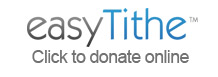 Donate with easyTithes